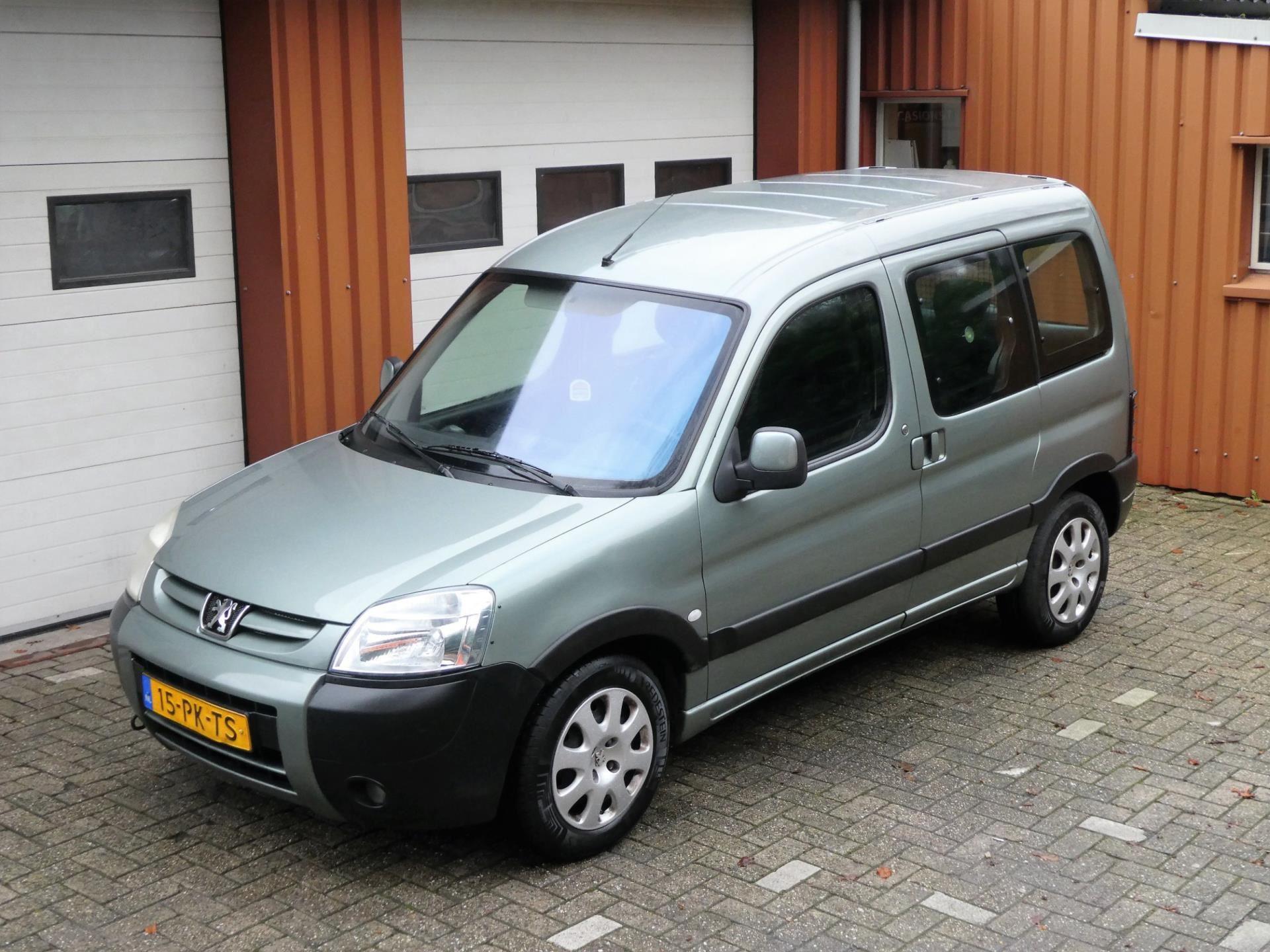 Peugeot Partner MPV occasion - Autohandel Post