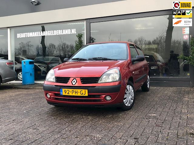 Renault Clio 1.2-16V Dynamique Comfort 3e Eigenaar/Nw Apk