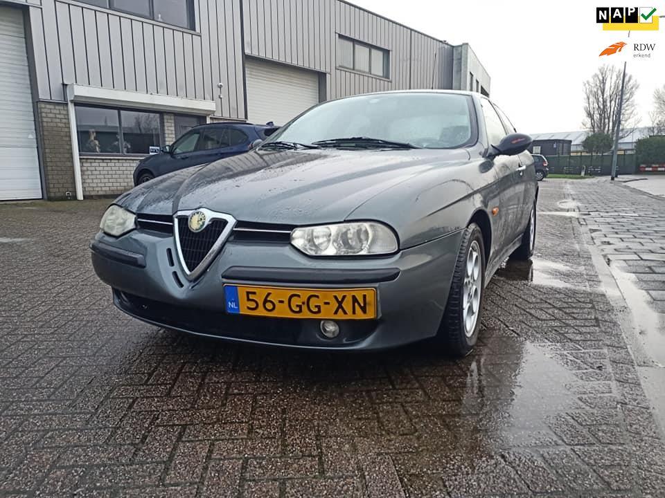 Alfa Romeo 156 occasion - Handelsonderneming Schouten