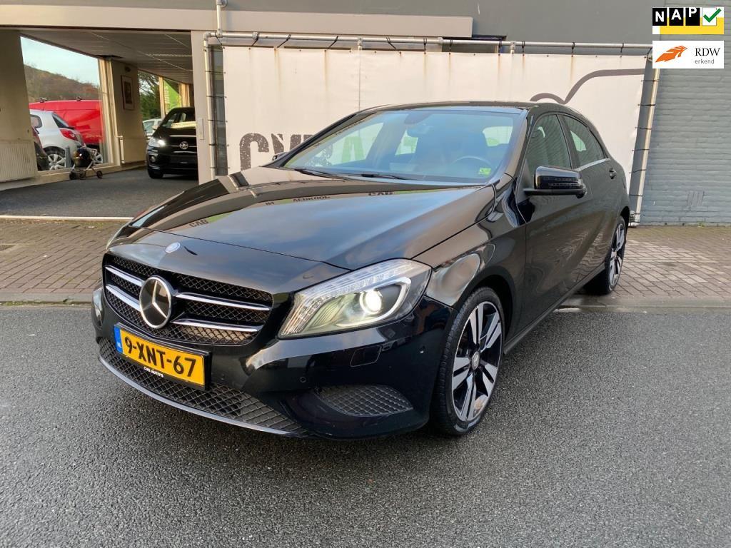 Mercedes-Benz A-klasse occasion - CVB Auto's