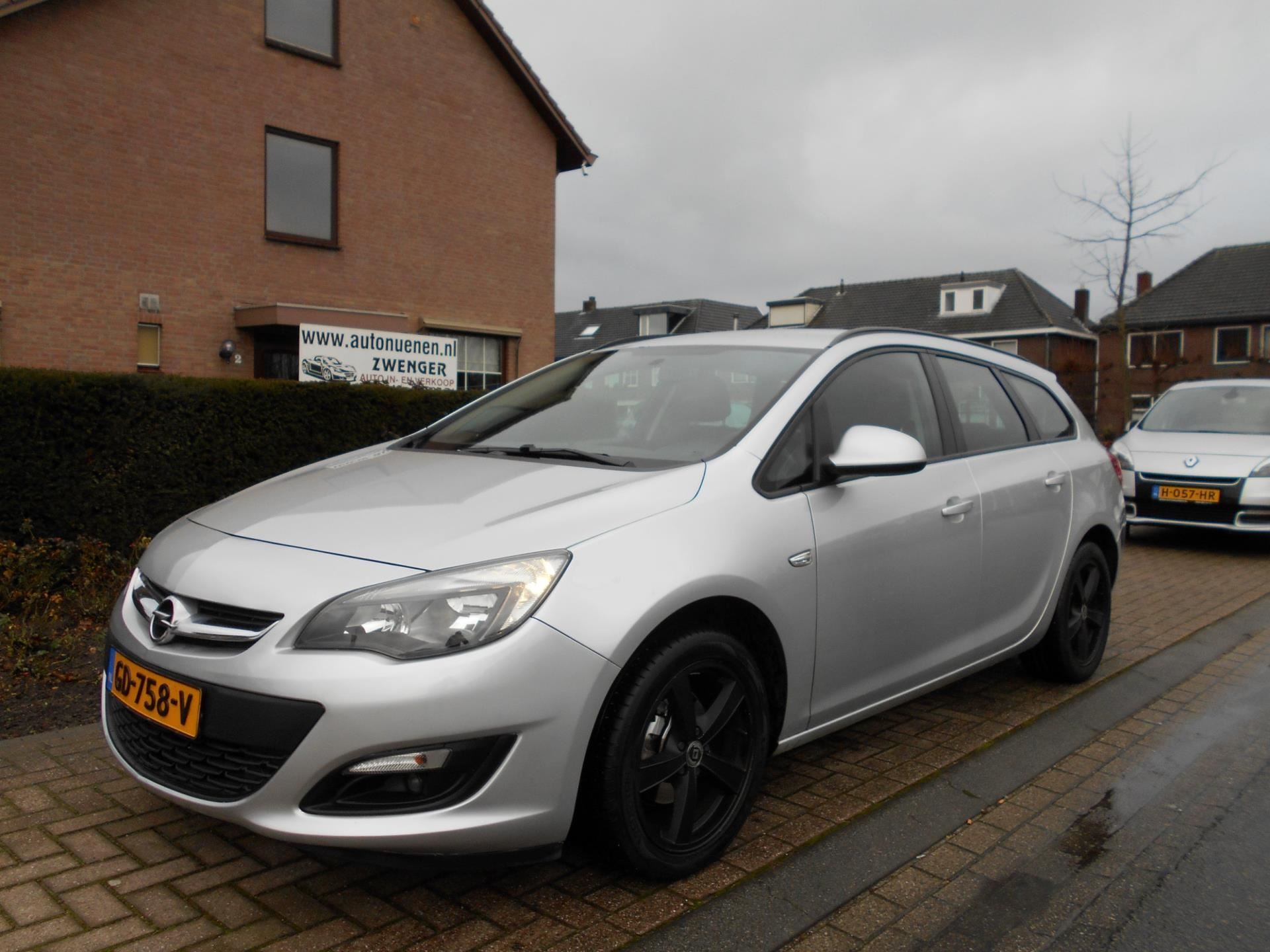 Opel Astra Sports Tourer occasion - Zwenger Auto's