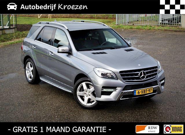 Mercedes-Benz M-klasse 350 ///AMG Pakket * Org NL Auto  * 360 Camera * Van 1e Eig *
