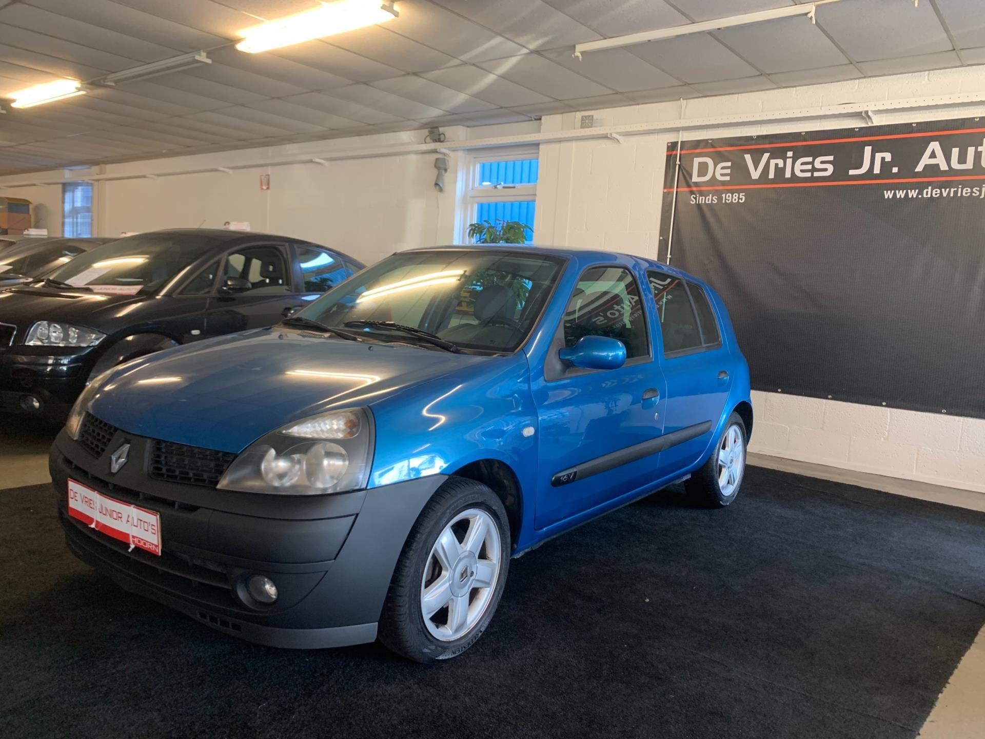 Renault Clio occasion - De Vries Junior Auto's