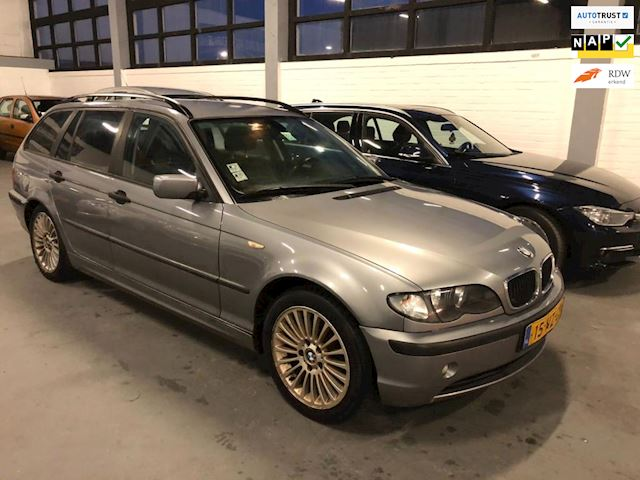 BMW 3-serie Touring occasion - Delmond Autobedrijf