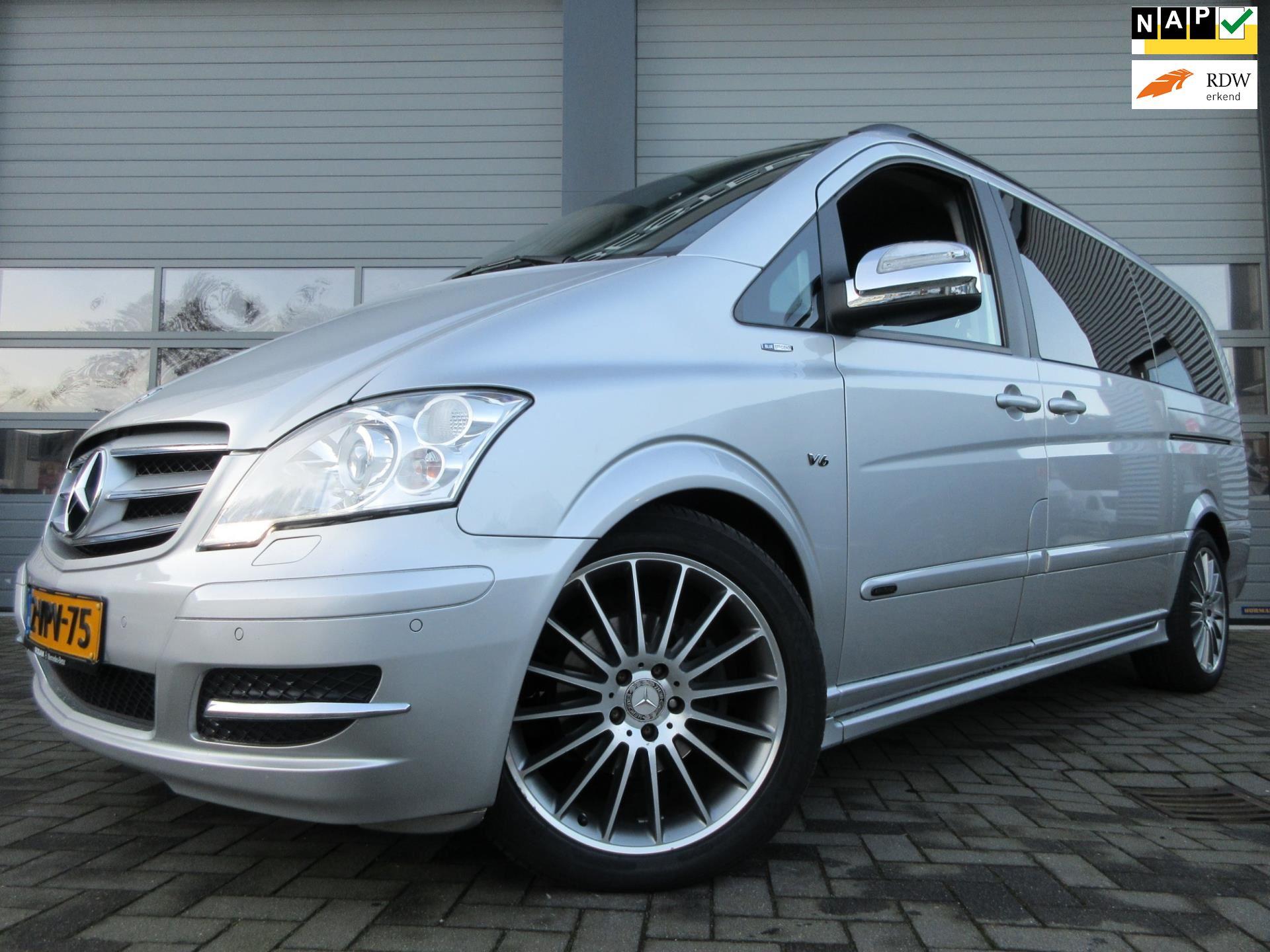Mercedes-Benz Viano occasion - Reijm Bestelauto's