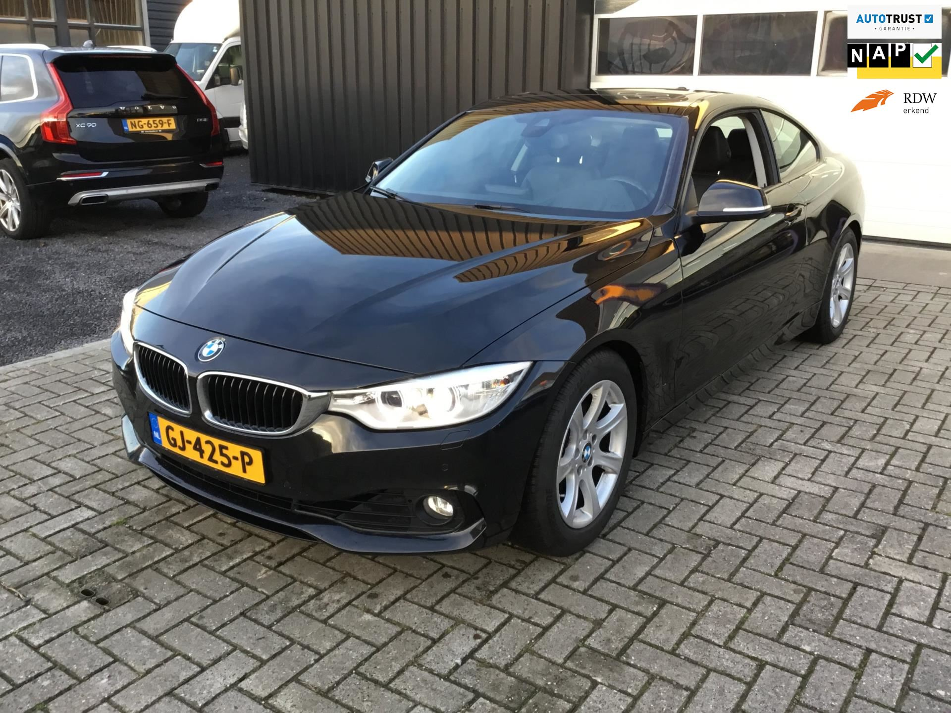 BMW 4-serie Coupé occasion - DV Trading
