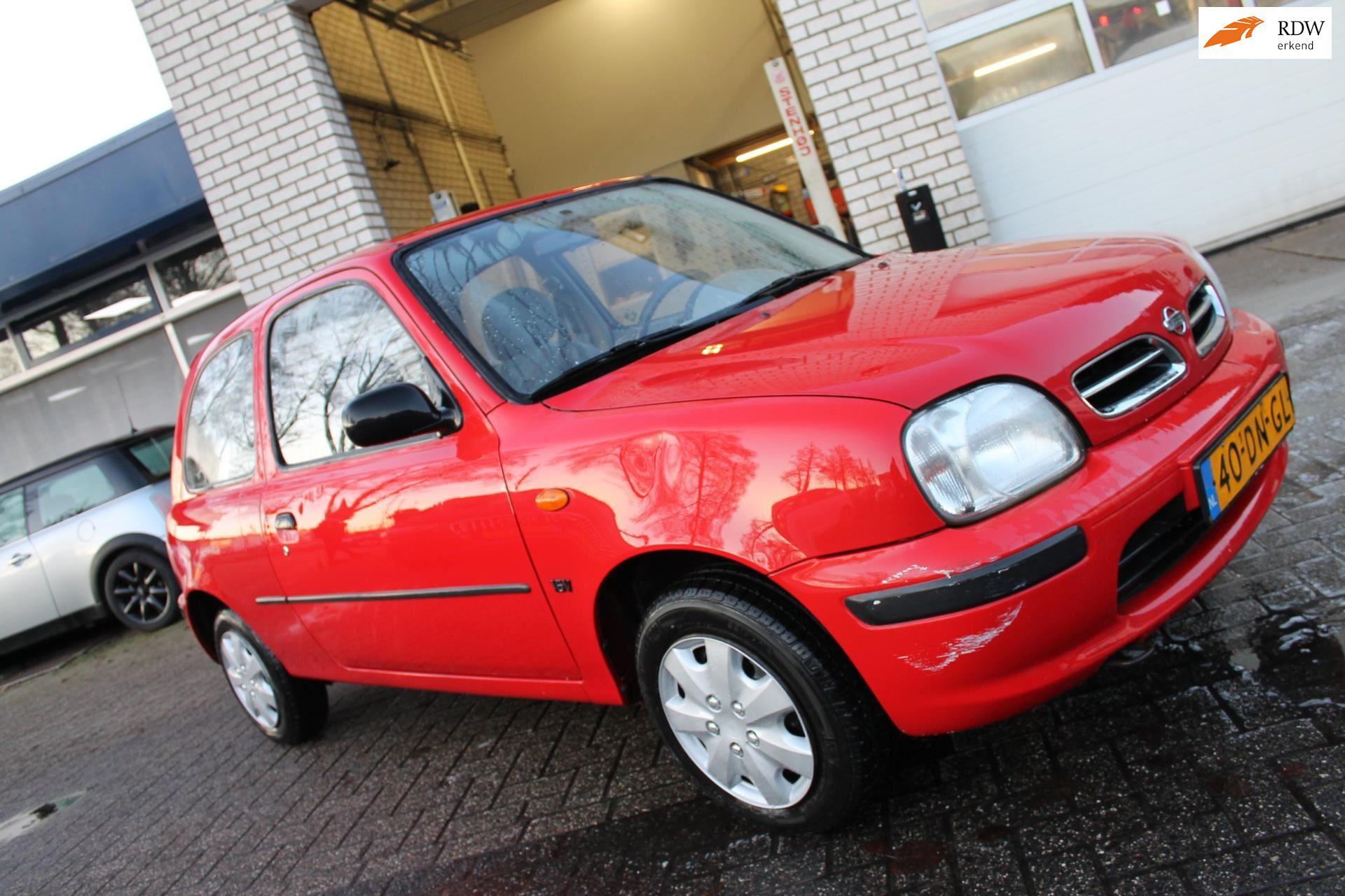 Nissan Micra occasion - Lakeman auto's Almere B.V.