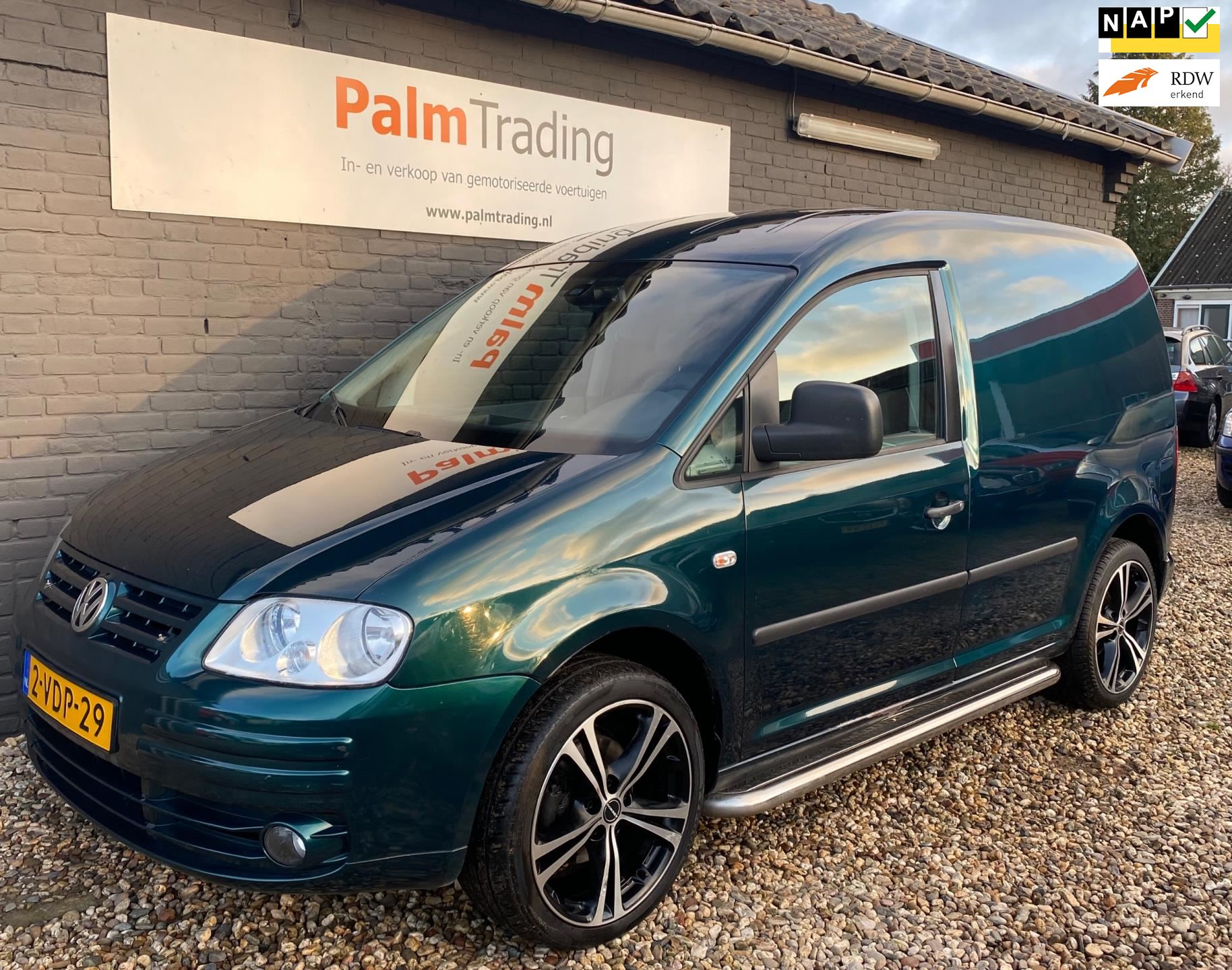Volkswagen Caddy occasion - Palm Trading