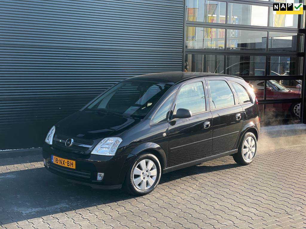 Opel Meriva occasion - Pitstop Car Trading