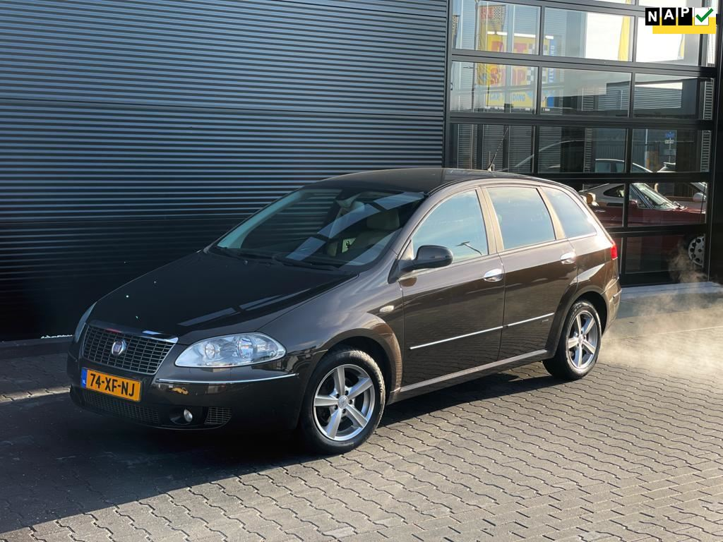 Fiat Croma occasion - Pitstop Car Trading