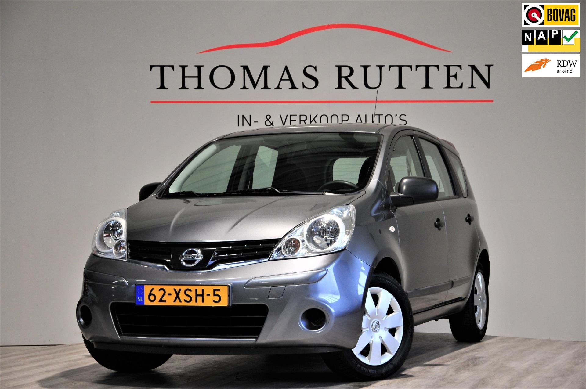 Nissan Note occasion - Autobedrijf Thomas Rutten