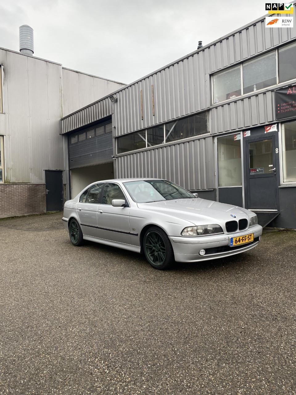 BMW 5-serie occasion - Autobedrijf Maximus