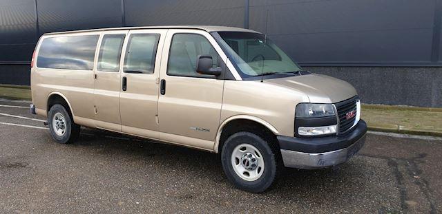 Chevrolet Chevy Van CHEVY VAN 6.0 met 350 PK en 8 zit plaatsen.