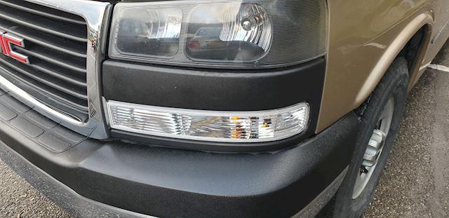 Chevrolet Chevy Van Unieke GMC VAN Camper b.j 2000,LPG G3