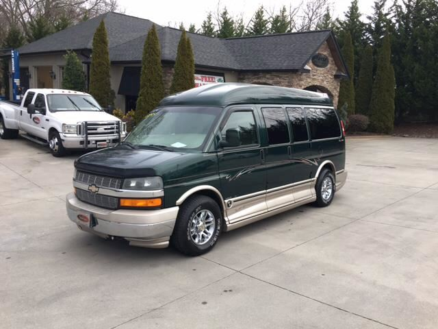 Chevrolet Chevy Van /GMC Vans TE KOOP GEVRAAGD 1996 t/m 2020  !!!!