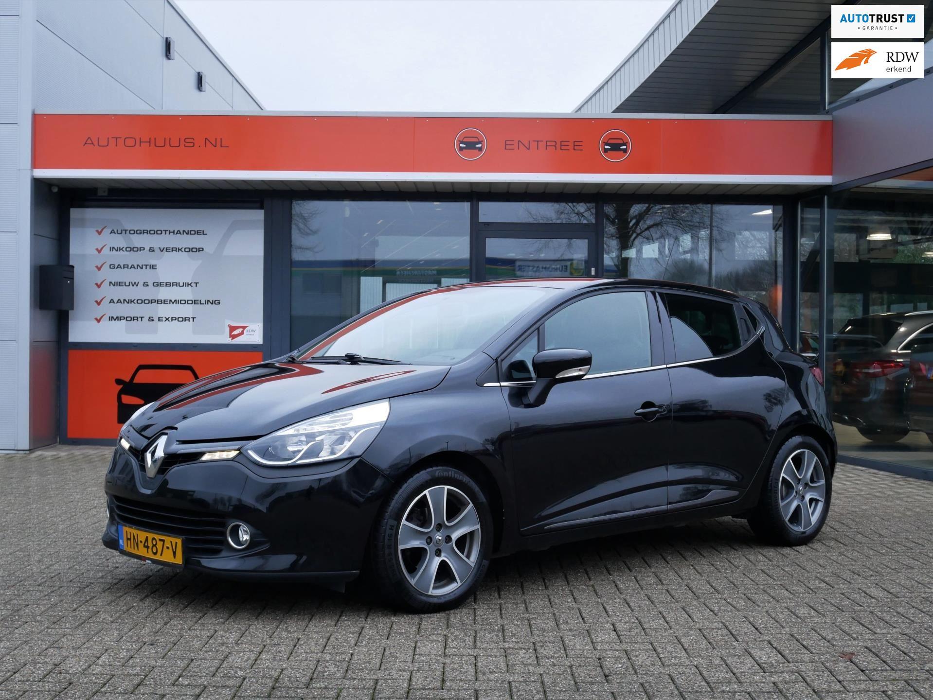 Renault Clio occasion - Autohuus B.V.