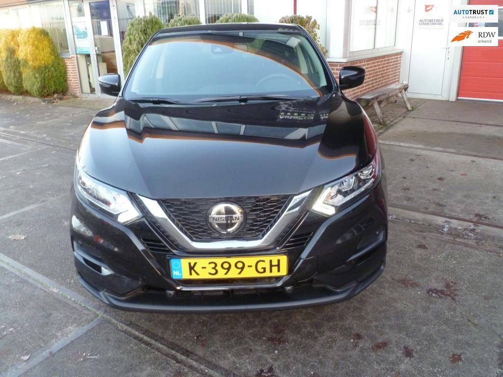 Nissan Qashqai occasion - Autobedrijf Gerard van Riel