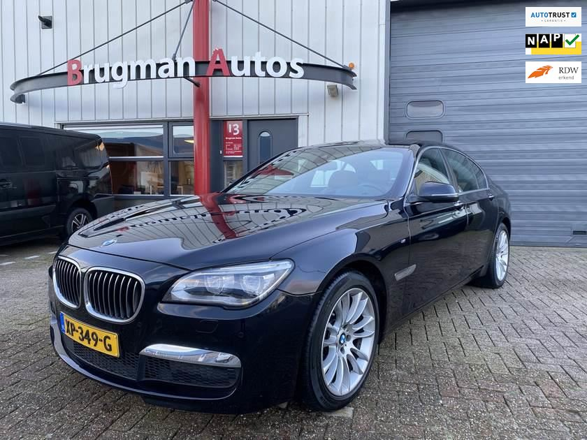 BMW 7-serie occasion - Brugman Auto's