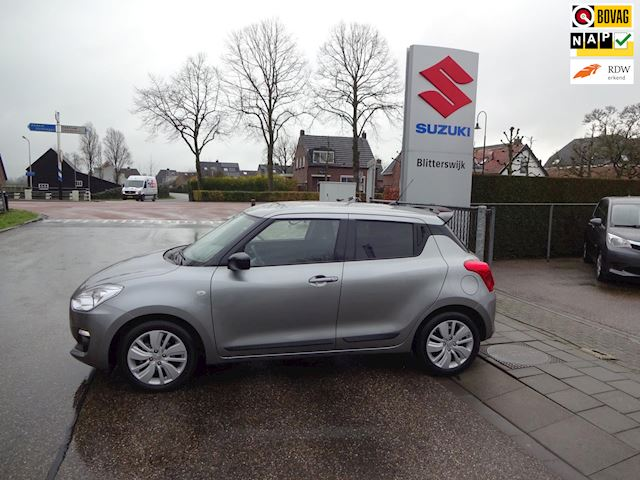 Suzuki Swift 1.2 Select Smart Hybrid Demo met GT-pakket!
