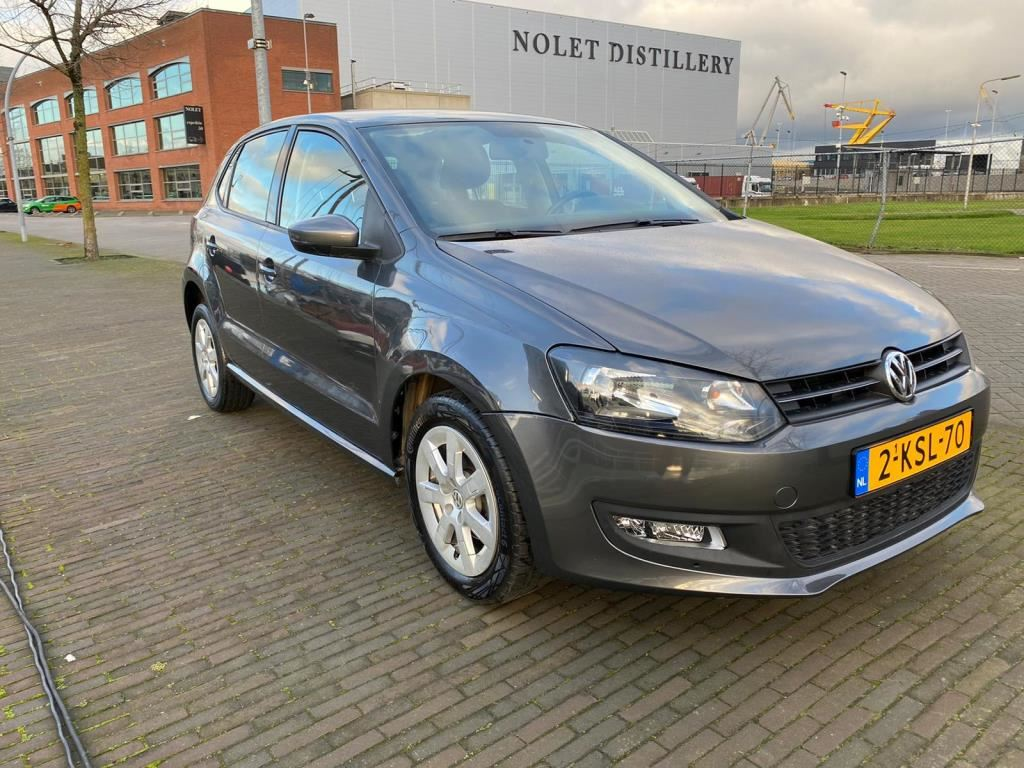 Volkswagen Polo occasion - Gregory Autohandel