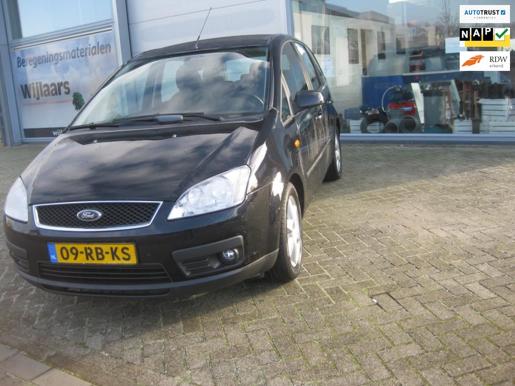 Ford Focus C-Max occasion - Automobielbedrijf Peter Hellings