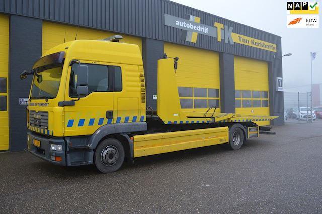 MAN TGL 12.240 4X2 BL Bergingswagen