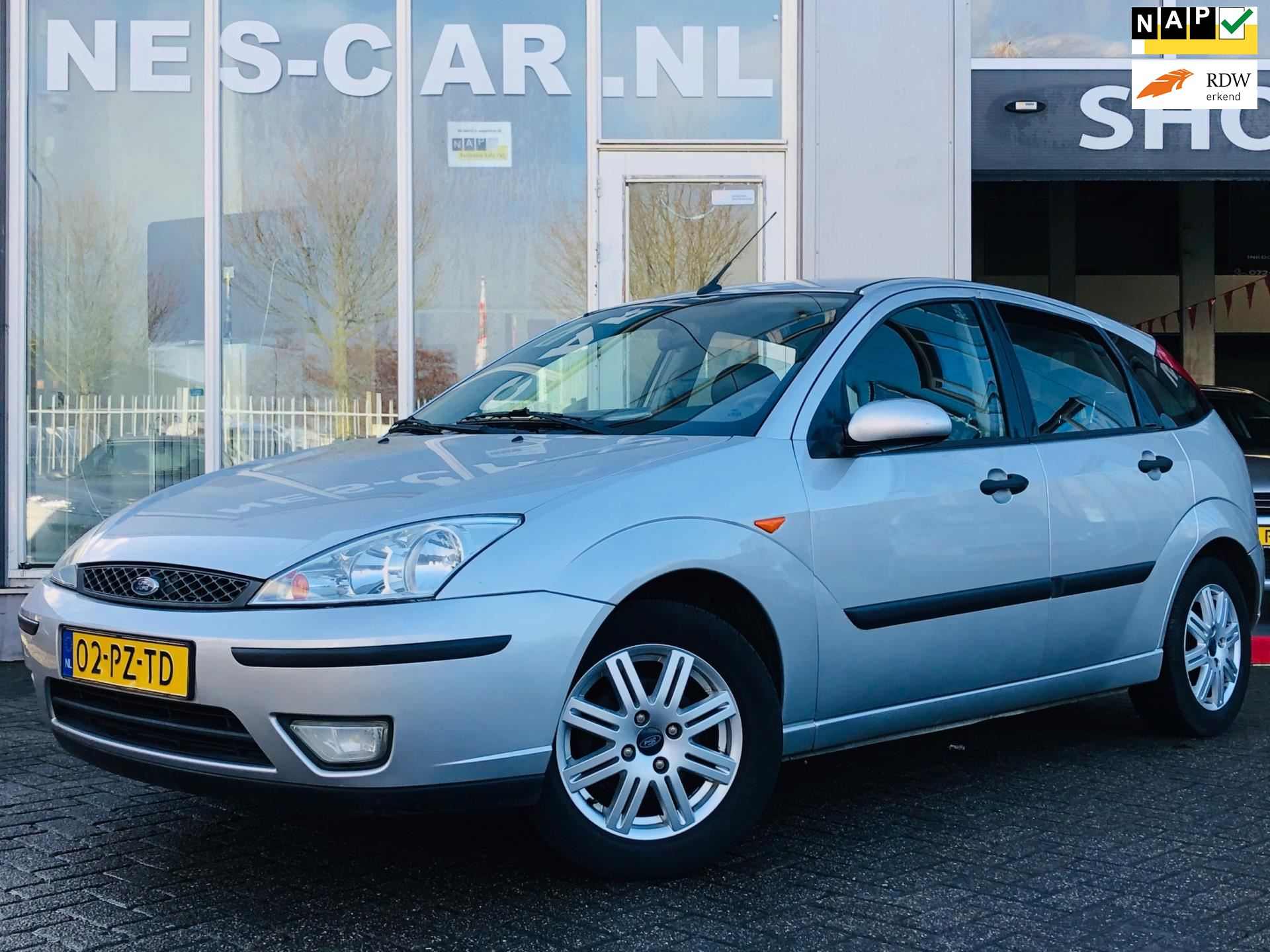 Ford Focus occasion - Nescar