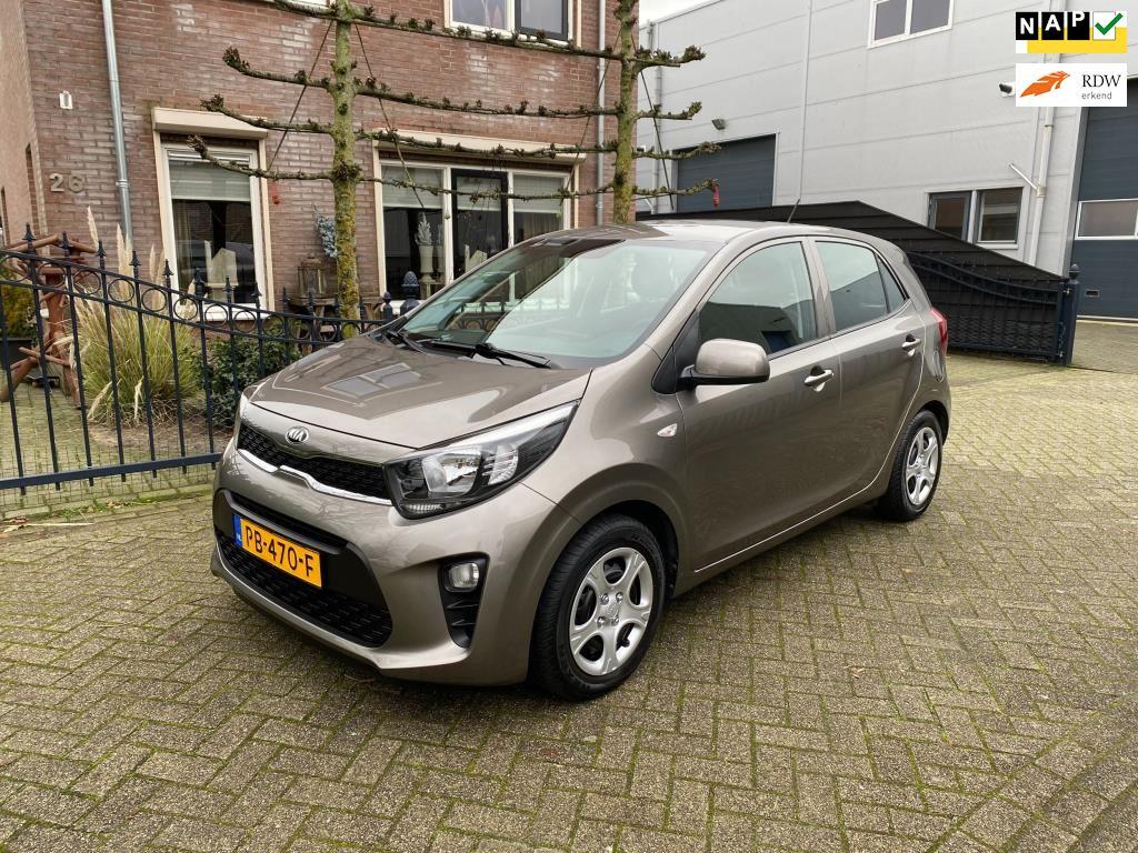 Kia Picanto occasion - Van den Berg autos
