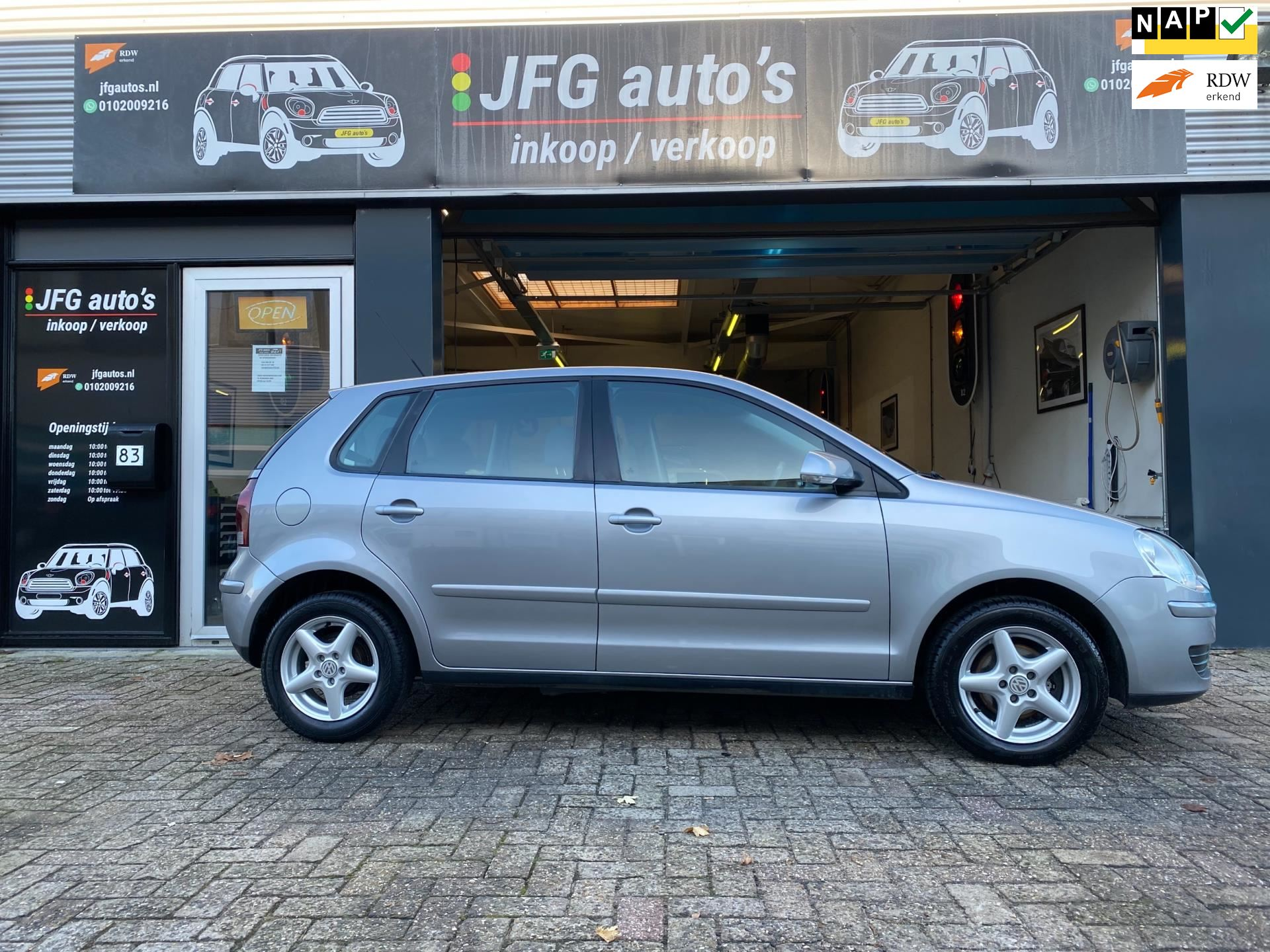 Volkswagen Polo occasion - JFG Auto's