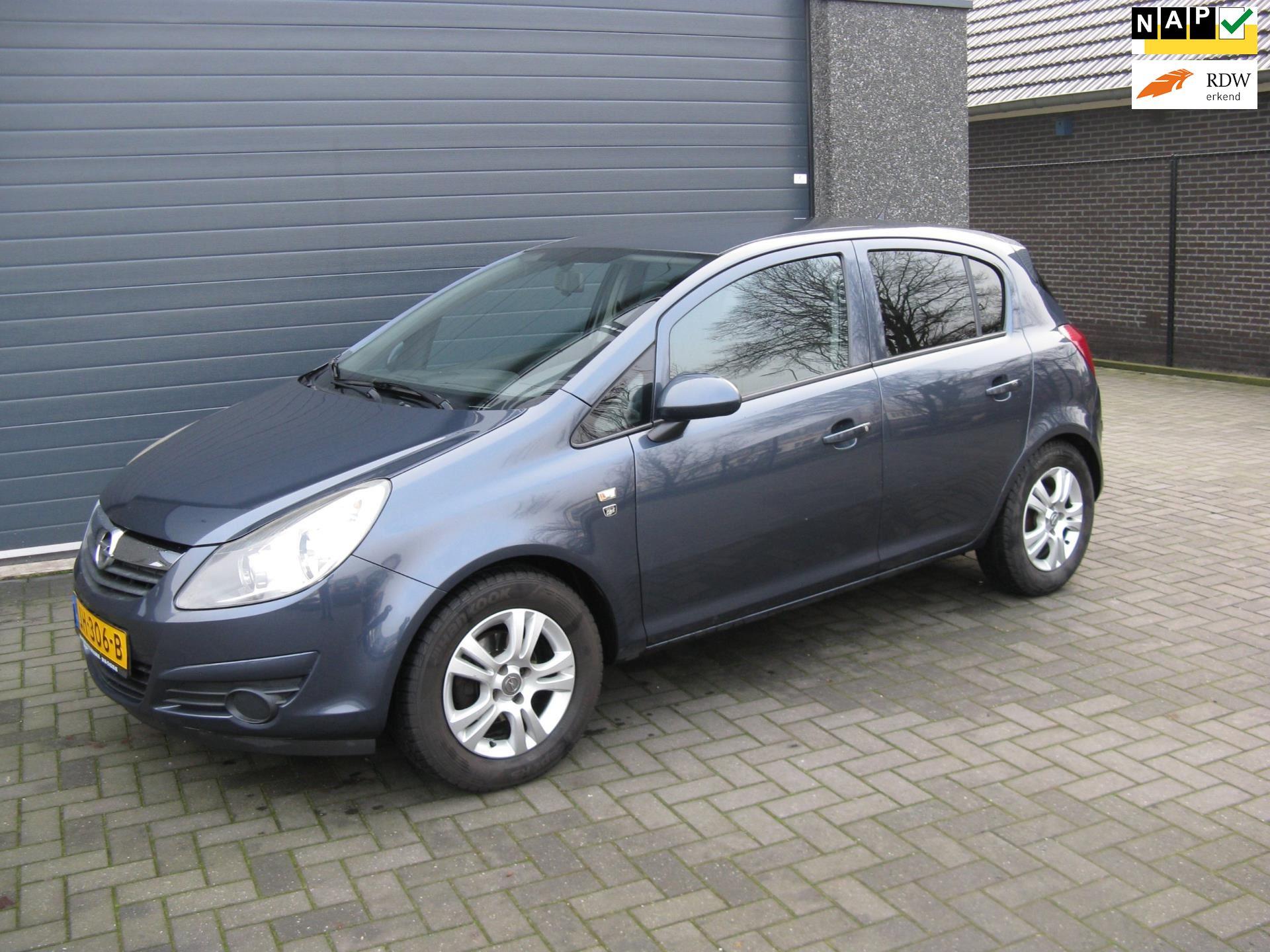 Opel Corsa occasion - van Helden Auto's