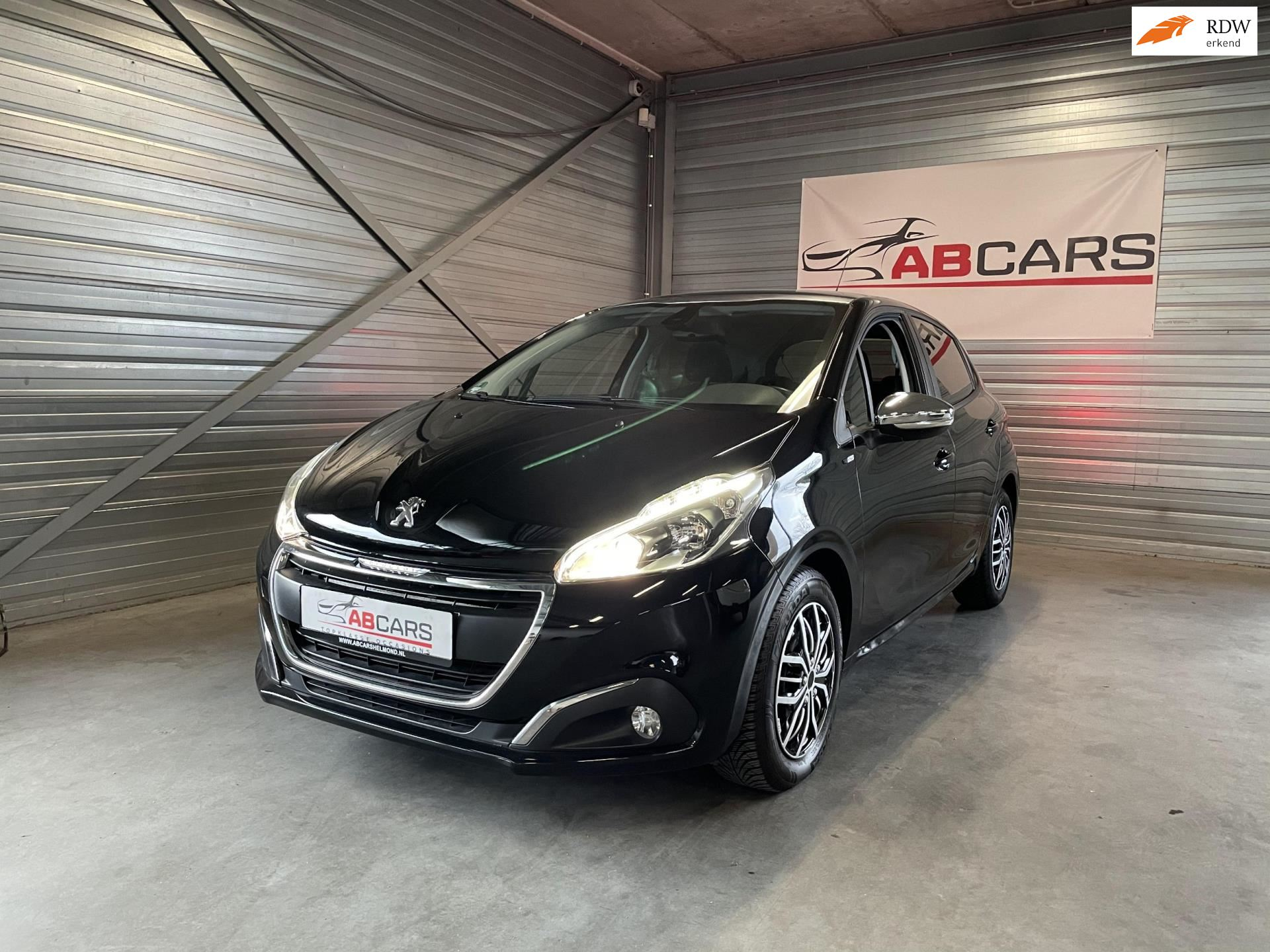 Peugeot 208 occasion - AB Cars