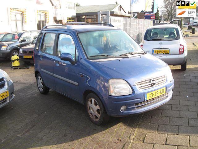 Opel Agila 1.2-16V Elegance st bekr cv elek pak nap apk