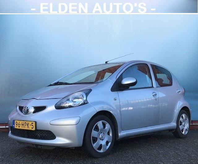 Toyota Aygo occasion - Eldenauto's