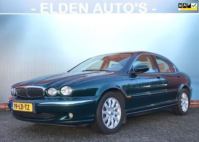 Jaguar X-type occasion - Eldenauto's