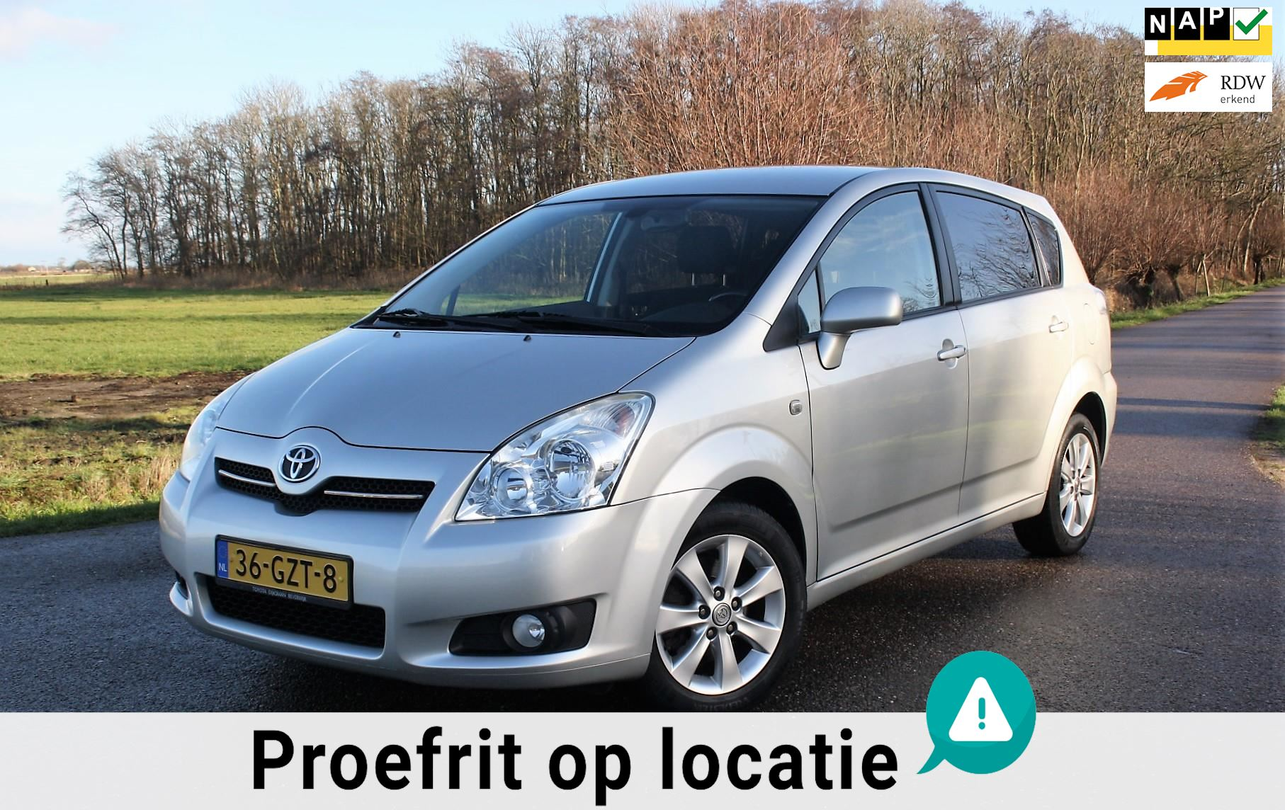 Toyota Verso occasion - Favoriet Occasions
