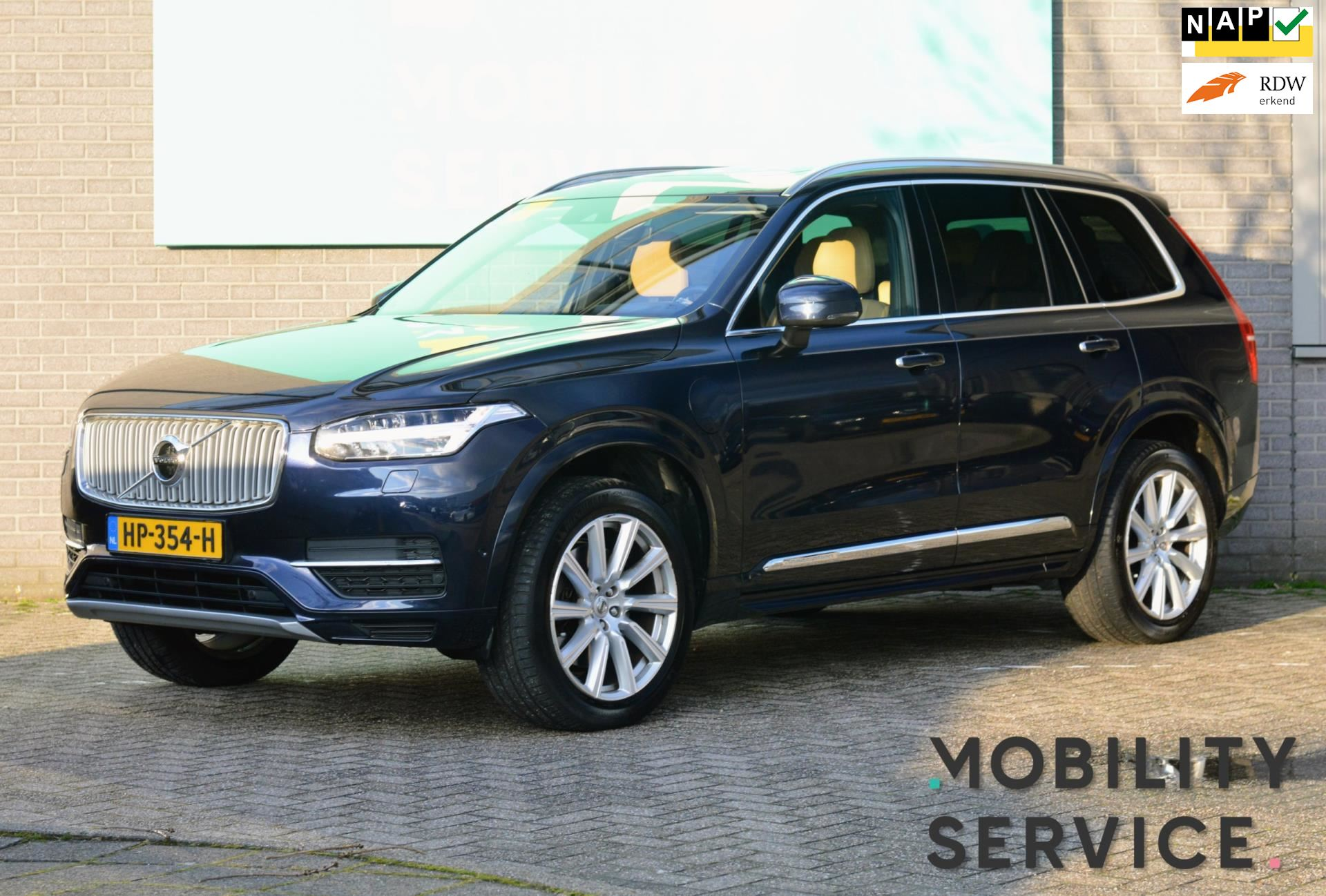 Volvo XC90 occasion - Mobility Service