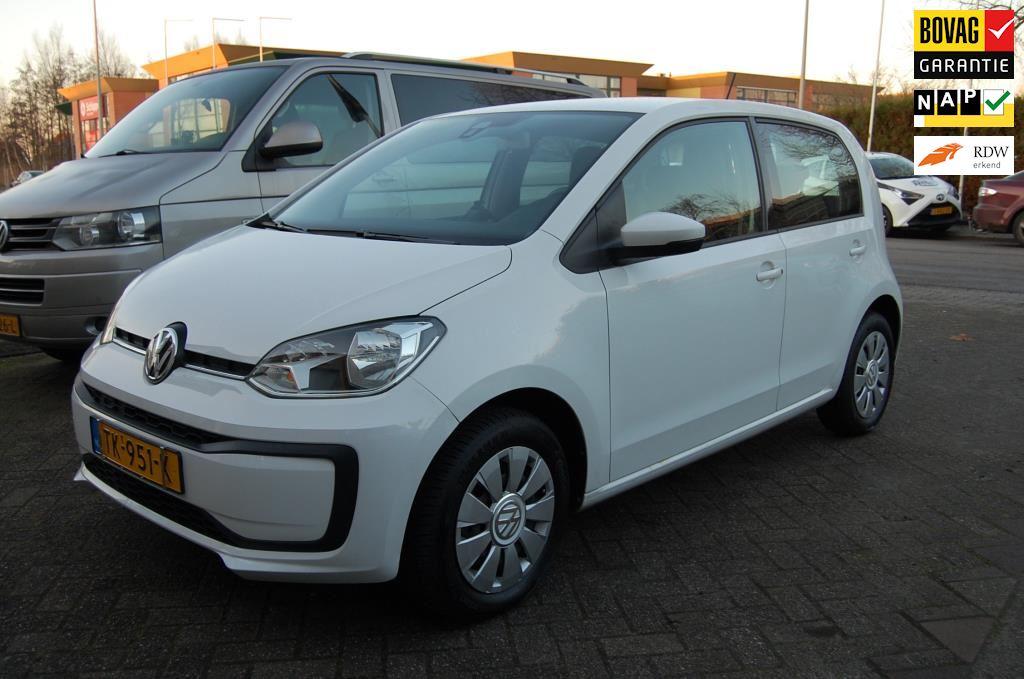 Volkswagen Up occasion - Autobedrijf ATG