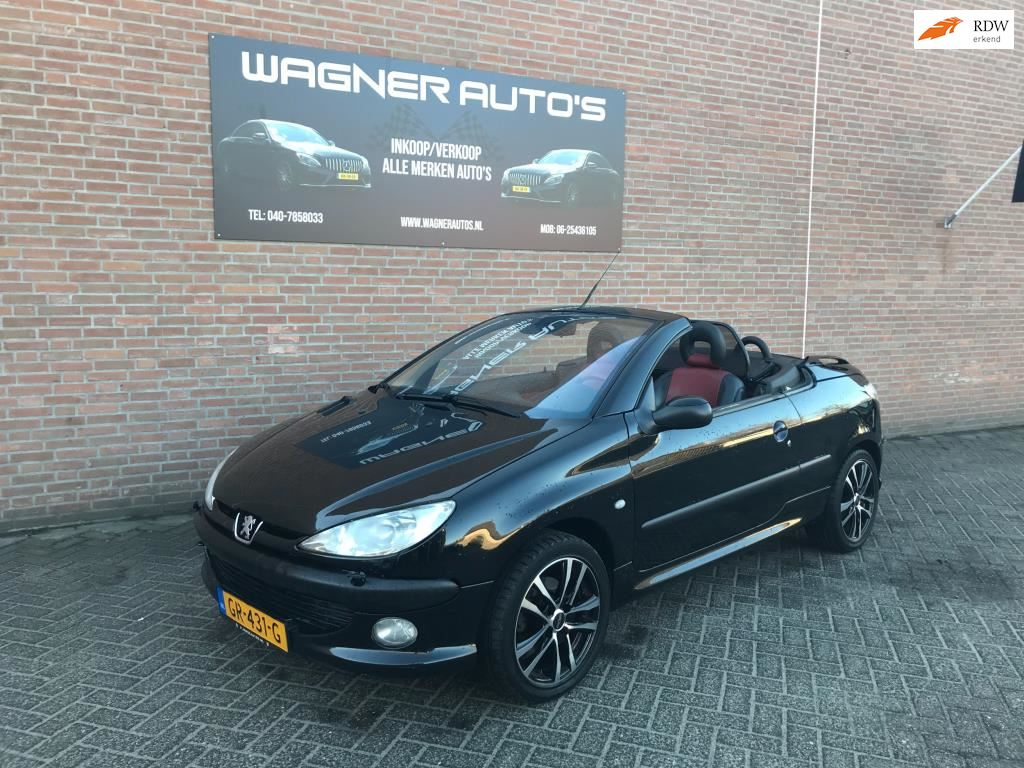 Peugeot 206 CC occasion - Wagner Auto's