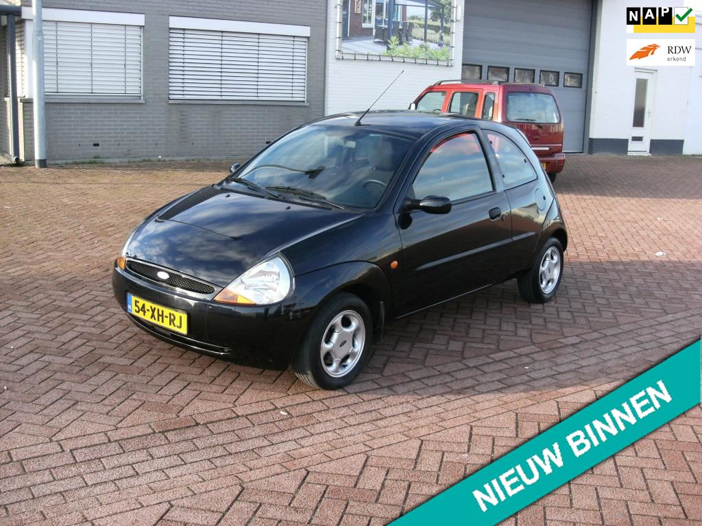 Ford Ka occasion - Angelo Cars
