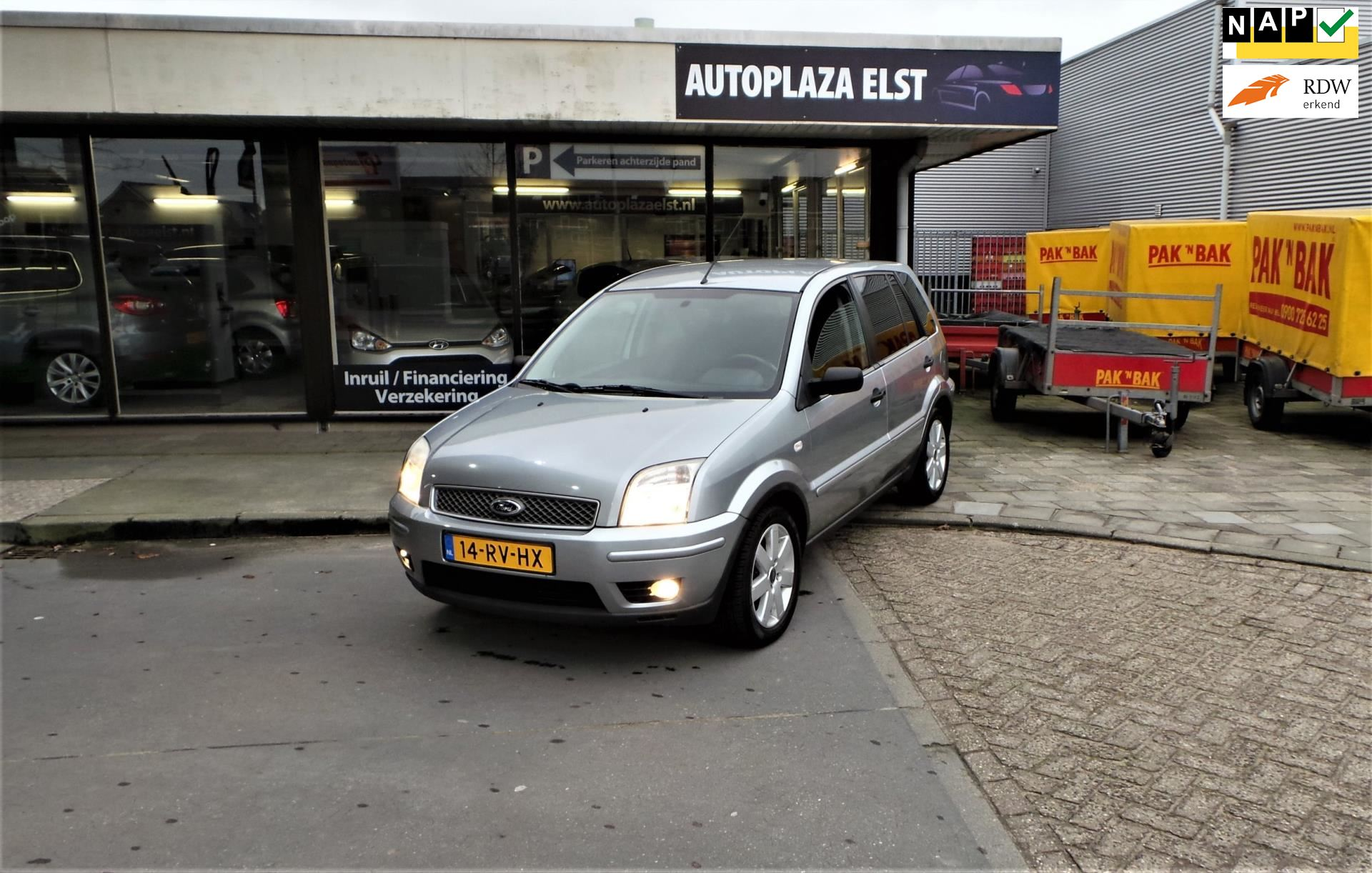 Ford Fusion occasion - Autoplaza Elst