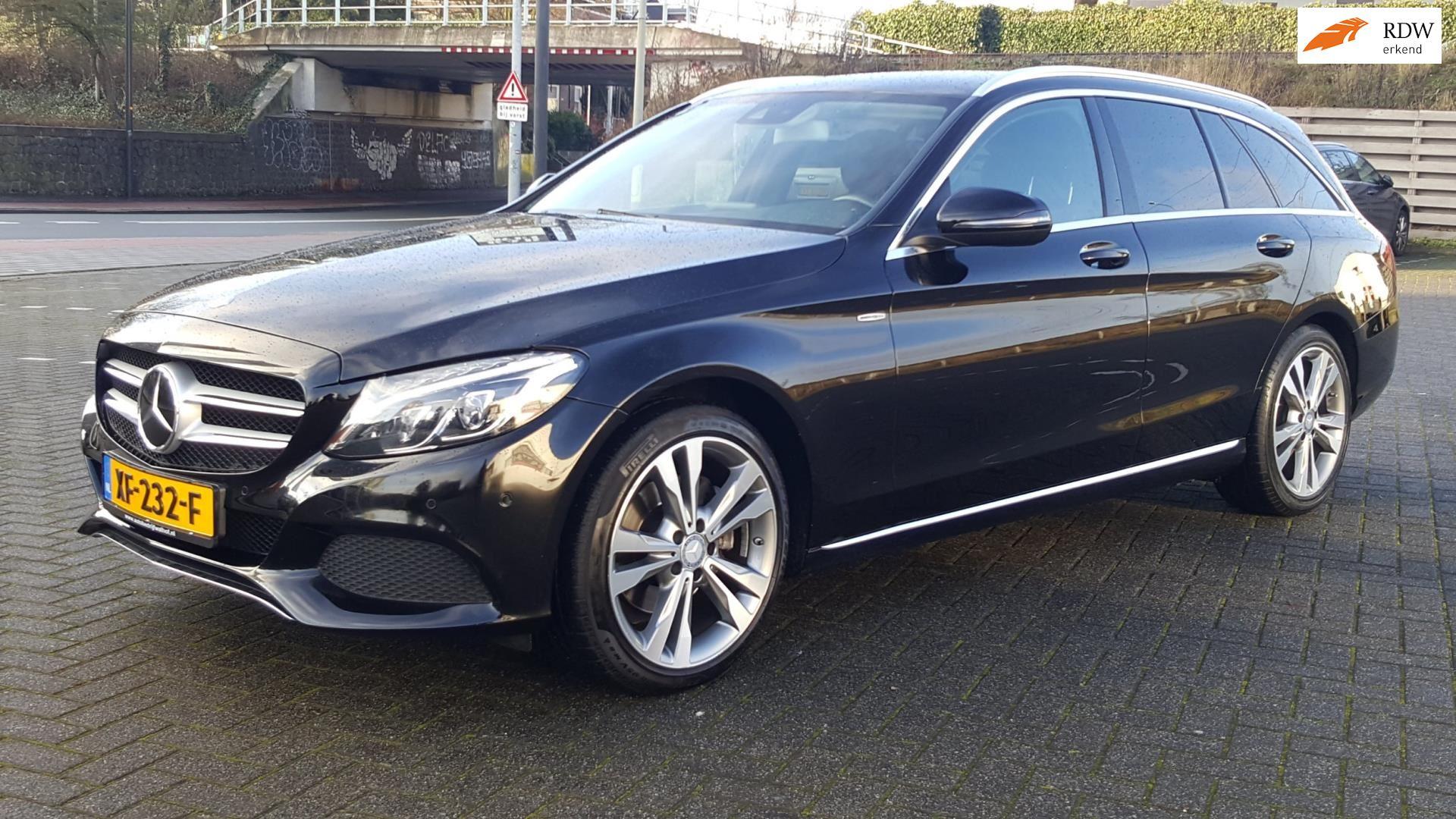 Mercedes-Benz C-klasse Estate occasion - Autobedrijf R. Walhof