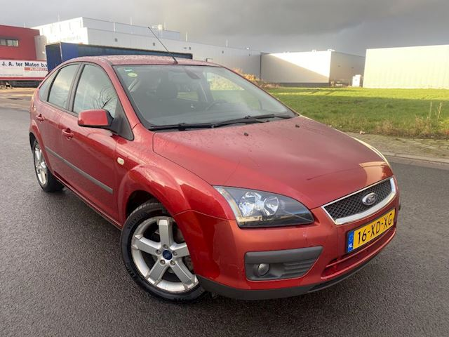 Ford Focus 2.0-16V Rally Edition/Origineel NL/AIRCO/Rijdt perfect **INRUILKOOPJE**