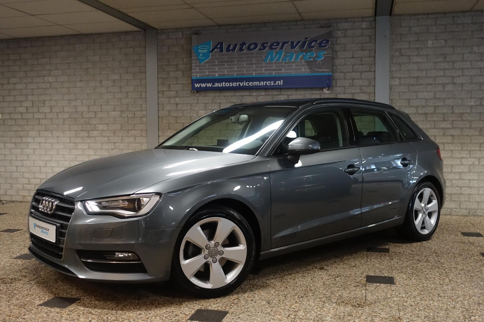 Audi A3 Sportback occasion - Autoservice Mares