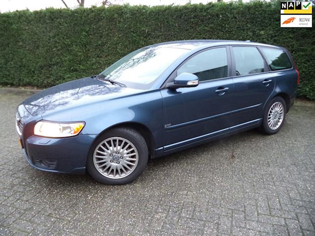 Volvo V50 2.4i Edition II*AUTOMAAT*CLIMA*NAVI*