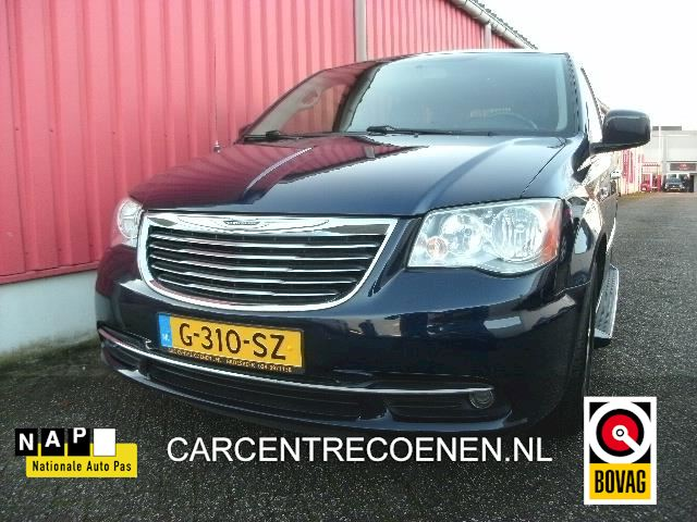 Chrysler Town & Country 3.6 V6 / Leer / Navi / LPG / 7-Pers.