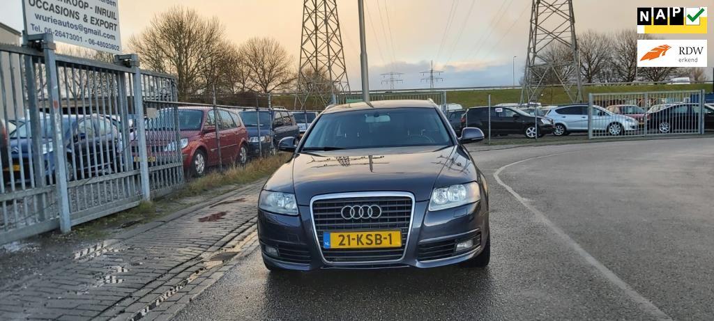 Audi A6 Avant occasion - Autohandel Wurie