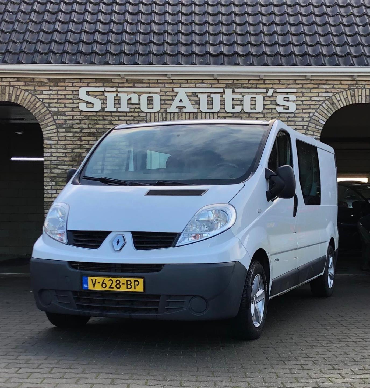 Renault Trafic occasion - Siro Auto's