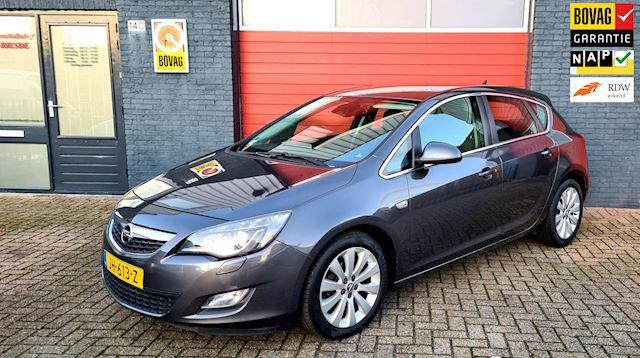 Opel Astra 1.6 Sport Leder!