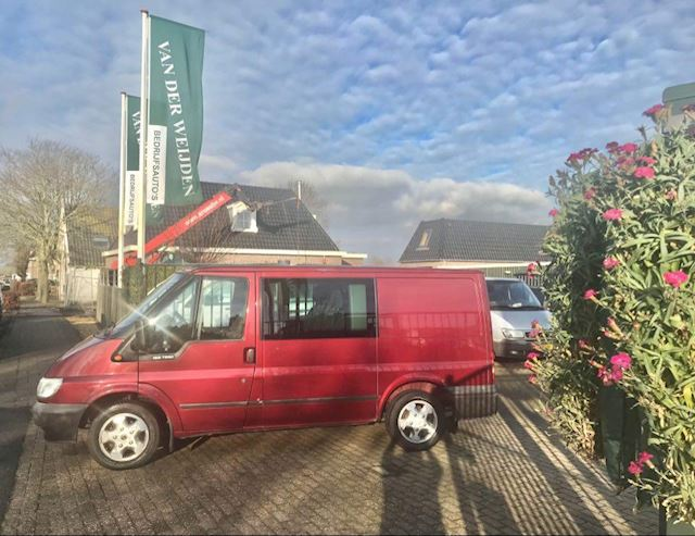 Ford Transit 260S 2.0TDCi 6 Pers. Fiscaal Gunstig!!!/Marge/Airco
