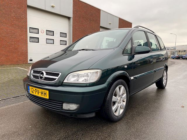 Opel Zafira 2.2-16V Maxx / Automaat / Climate